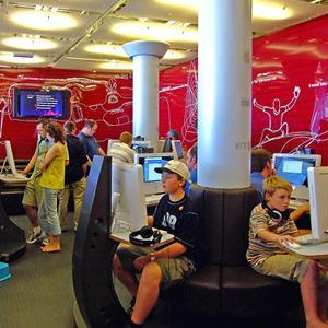 Интернет-кафе Омонска