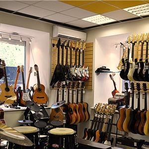 Музыкальные магазины Омонска