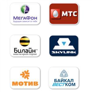 Операторы сотовой связи Омонска