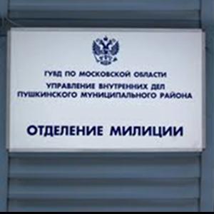 Отделения полиции Омонска