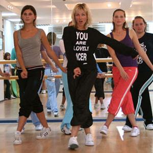 Школы танцев Омонска