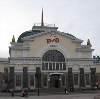 Железнодорожные вокзалы в Омонске