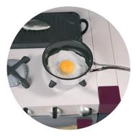 Кафе Бамбук - иконка «кухня» в Омонске